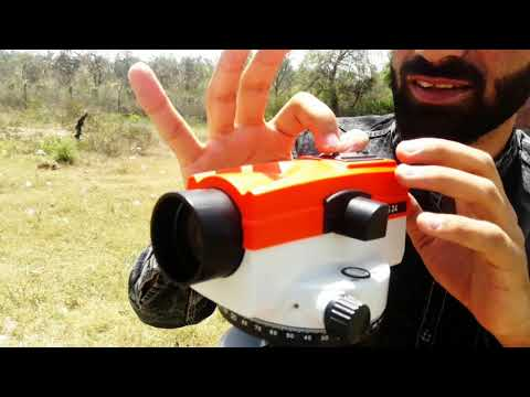 AUTO LEVEL SURVEYING