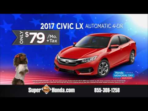 Honda Memorial Day Sale 2017 >> The Honda Memorial Day Sales Event Is On