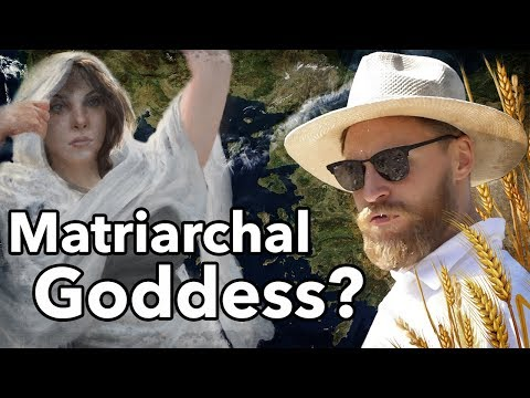 Where Does Mother Earth Goddess Come From? / History Documentary