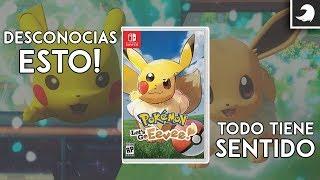 Por este motivo comprarás Pokemon let's go para Nintendo Switch | Tocby