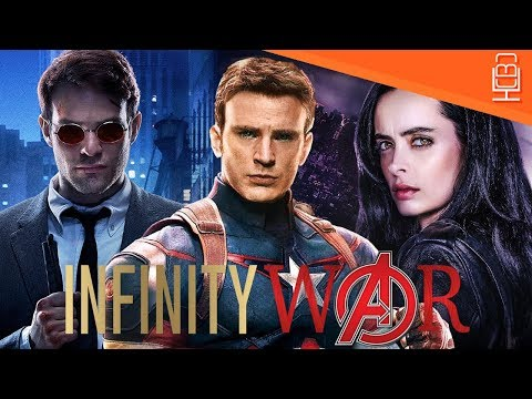 Avengers Infinity War Director On Including Netflix Characters