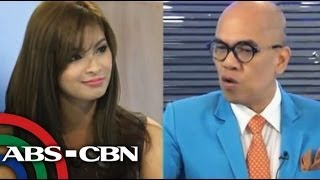 Angel Locsin shares how spark with Luis came back
