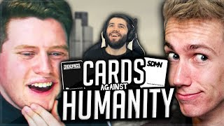 BEST SIDEMEN CARDS AGAINST HUMANITY MOMENTS!