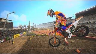 jeffrey herlings 2019 | Supercross The Game 2 ( PC HD ) [ 1080p60fps ]