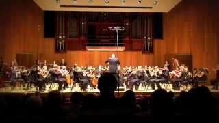 University at Buffalo Symphony, Bacchanale from Samson and Deliah, Camille Saint Saens
