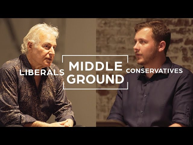 Liberals And Conservatives Fight Labels And Stereotypes