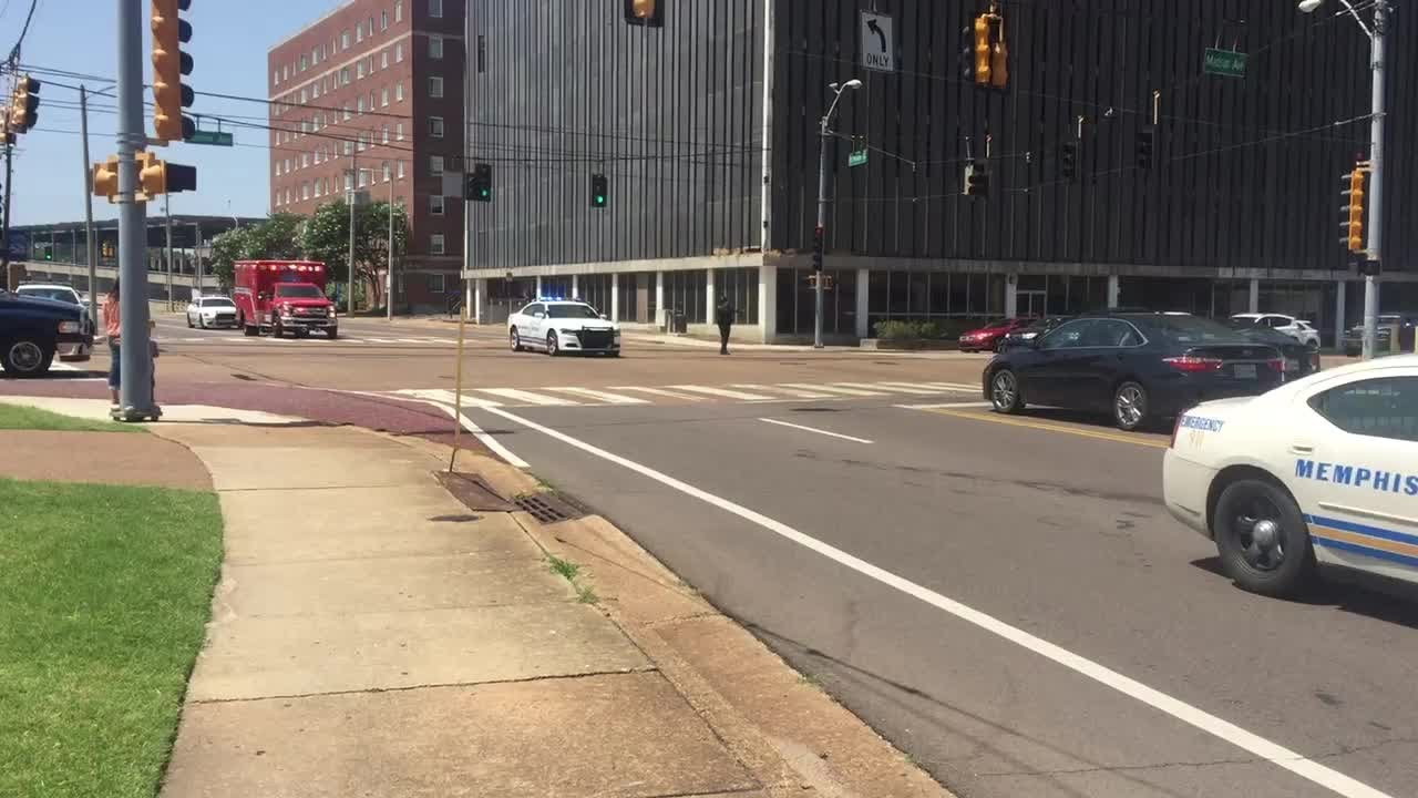 Memphis Police Officer Injured While On Domestic Violence Call