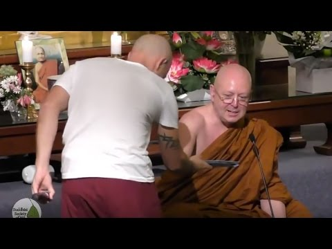 Is Everything Interconnected? | Ajahn Brahm | 13 Nov 2015
