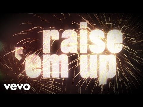 Keith Urban - Raise 'Em Up (Lyric Video) ft. Eric Church