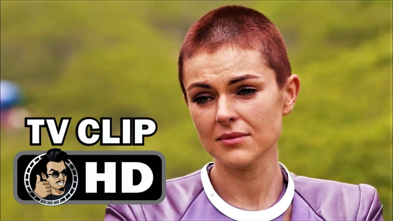 "MARVEL'S INHUMANS Official Clip ""Medusa Contacts Black Bolt"" (HD) Serinda Swan ABC Series"