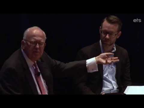 ETS@chicago Keynote Q&A: John W. Rowe Exelon w/ Drew Johnston ETS