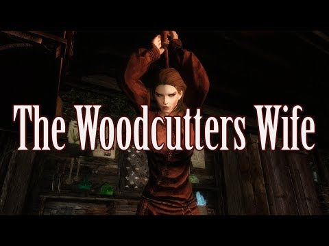 Skyrim Let's Read Machinima: The Woodcutter's Wife thumbnail