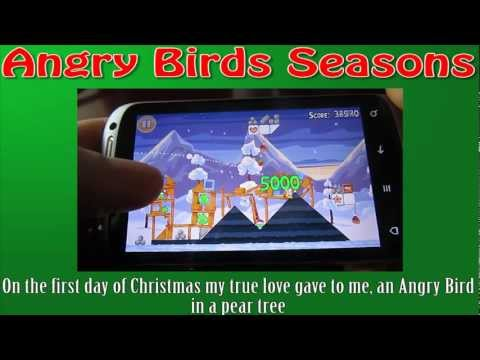 12 Apps Of Christmas - The Top 12 Christmas Android Apps/Games 2011