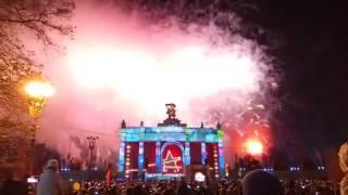 Москва 9 мая 2017 ВДНХ праздничный салют