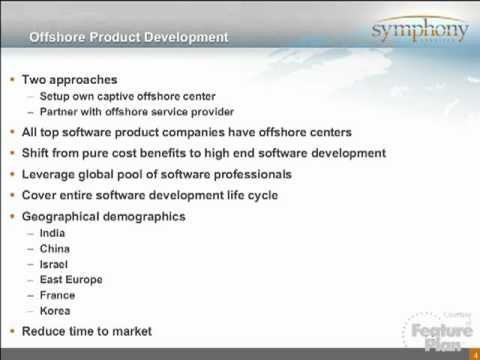 Product Management View Webinar Series - Product Management Offshore Environment