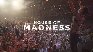 House Of Madness Closing Party @ Amnesia Ibiza 2016