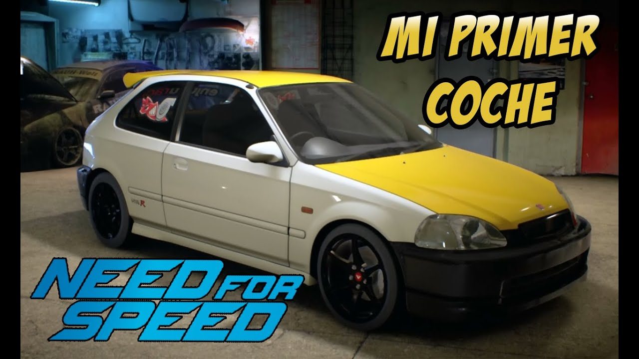 mi primer coche need for speed 2015 ps4 youtube. Black Bedroom Furniture Sets. Home Design Ideas