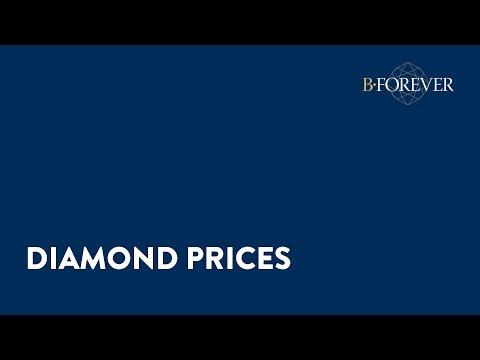 8. Diamond prices // BForever.net