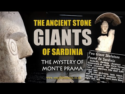 The Ancient Stone Giants of Sardinia: The Mystery of Mont'e Prama