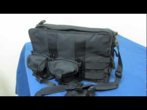 CODE ALPHA TACTICAL BRIEFCASE ATTACHE - YouTube 136b4e6048