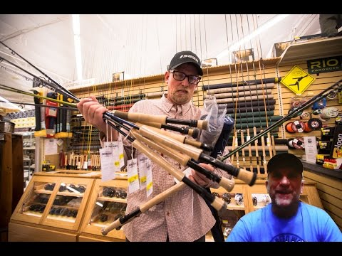 How Do I Choose A Fly Rod?  (Feat. Tim Rajeff)