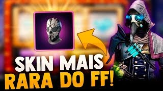 🔥 FREE FIRE - AO VIVO 🔥MASCARA MAIS RARA DO FREE FIRE VOLTOU 🔥 RANKED - SQUAD FT ???? 🔥