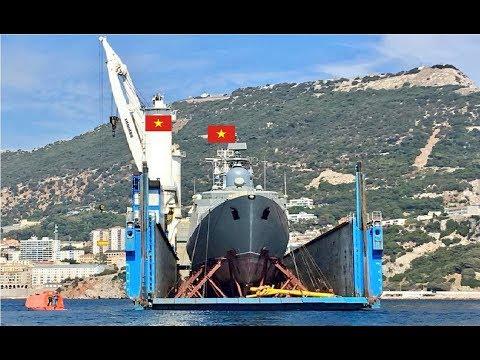 Nga không thể ngờ Việt Nam sẵn sàng từ bỏ Gepard mua tàu chiến khác Uy Lực hơn nhiều