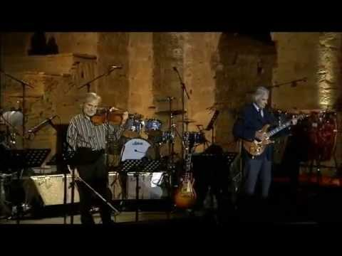 "Jean Luc Ponty, John McLaughlin, and Zakir Hussain, ""Lotus Feet"""