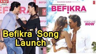 BEFIKRA Song Launch | Tiger Shroff , Disha Patani