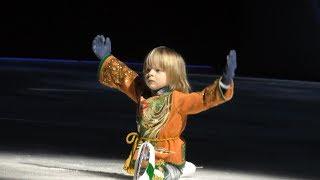 Саша Плющенко, Эмилия Давлетшина,Щелкунчик 2. Русский танец. 6.01.2019