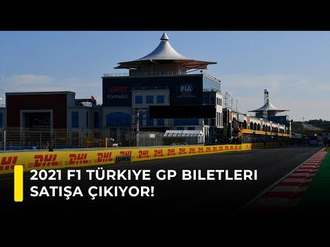2021 F1 Türkiye GP biletleri satışa çıkıyor! Biletler ne ...