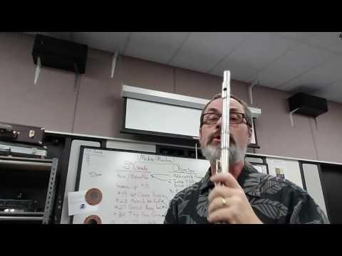 Flute - Good King Wenceslas