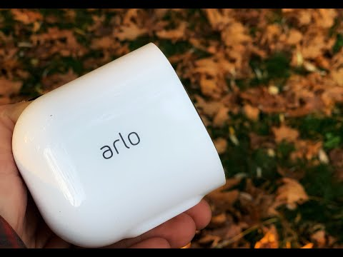 Arlo Pro 3 home security camera review