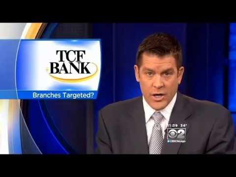 Bandits Target TCF Bank Branches