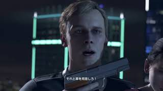 【全キャラ生存ルート】DETROIT BECOME HUMAN(1080p 60fpsHD)
