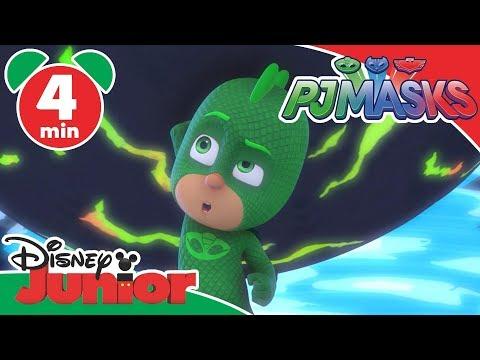 PJ Masks | Gekko and the Rock of All Power! | Disney Junior UK