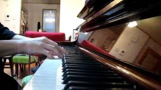 平原綾香『ノクターン-Nocturne』 -風のガーデン主題歌(Piano) - 英字幕入り