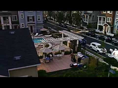 Drone video in Mountain View