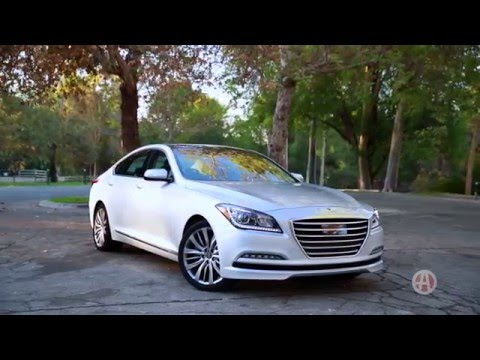 2016 Hyundai Genesis 5 Reasons to Buy Autotrader