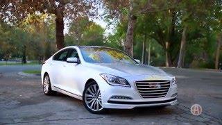 2016 Hyundai Genesis 5 Reasons to Buy Autotrader смотреть