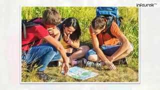 ОБЖ 54  Человек и природа  Ориентирование на местности