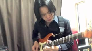 名前:kousuke ギター歴:17年 所属バンド:Black Steel Rain・関西王子...