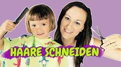Kindern die Haare schneiden - Mädchenfrisur - Kinderfrisur - Bob - Prinz Eisenherz Frisur