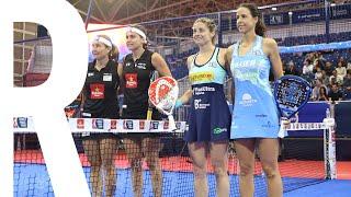 Resumen Semifinales Femeninas Valencia Master 2016 | World Padel Tour