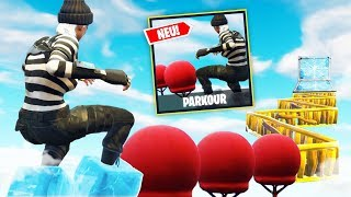*NEU* NINJA PARKOUR Challenge in Fortnite Battle Royale!