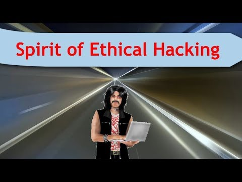 Spirit of Ethical Hacking - Rules to live by in under a minute