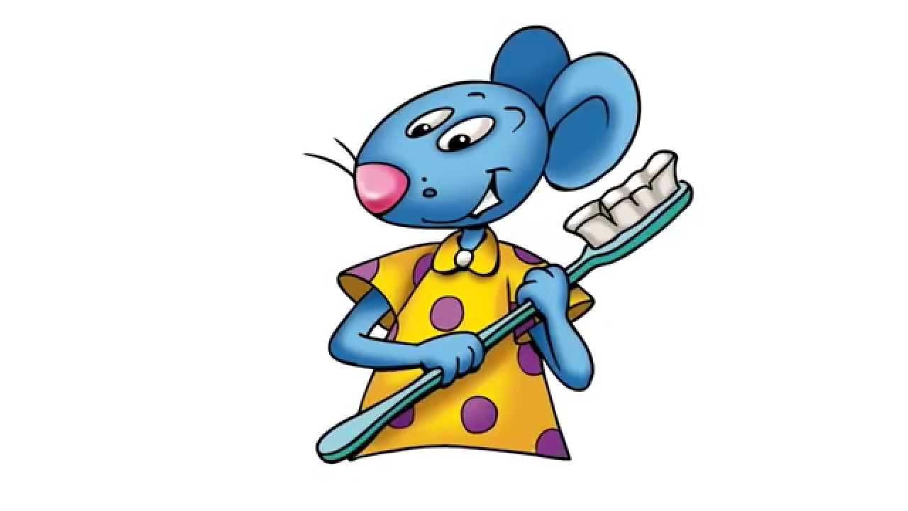 La petite souris est pass e youtube - Dessin petite souris ...