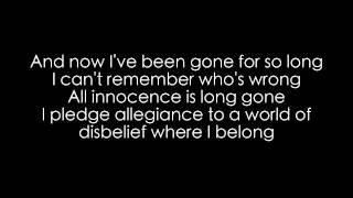 Download Walking Disaster Sum 41 lyrics