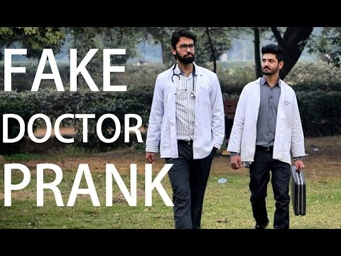 FAKE DOCTOR PRANK | PhrankTV | Pranks in INDIA