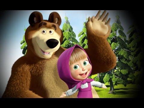 Masha e orso sigla İtaliano part 2 youtube
